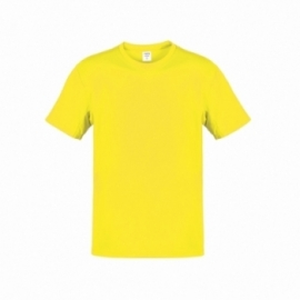 CAMISETA ADULTO COLORES HECOM