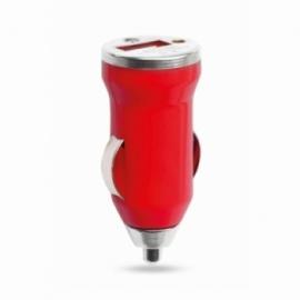 CARGADOR COCHE USB HIKAL