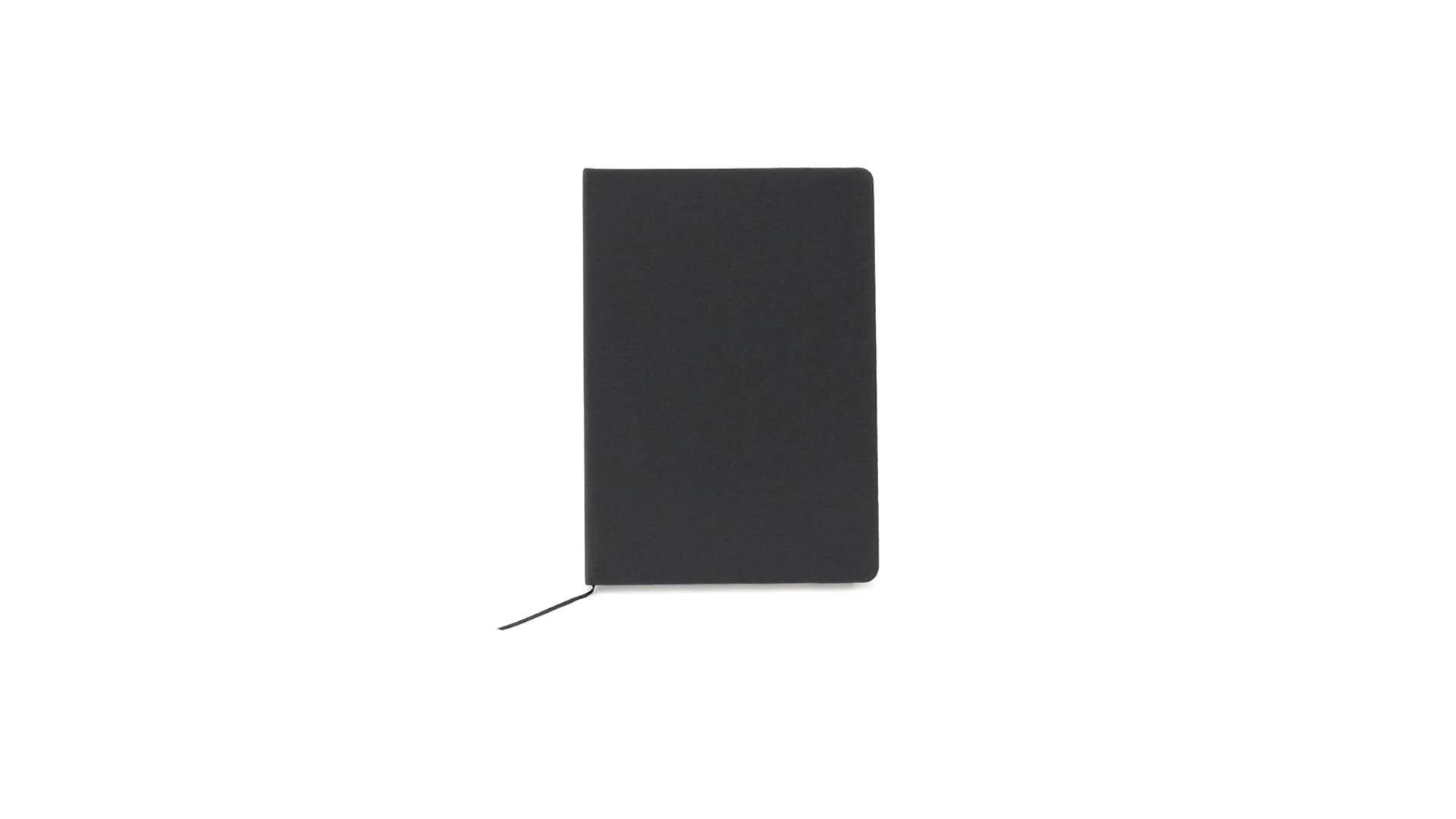 libreta negra