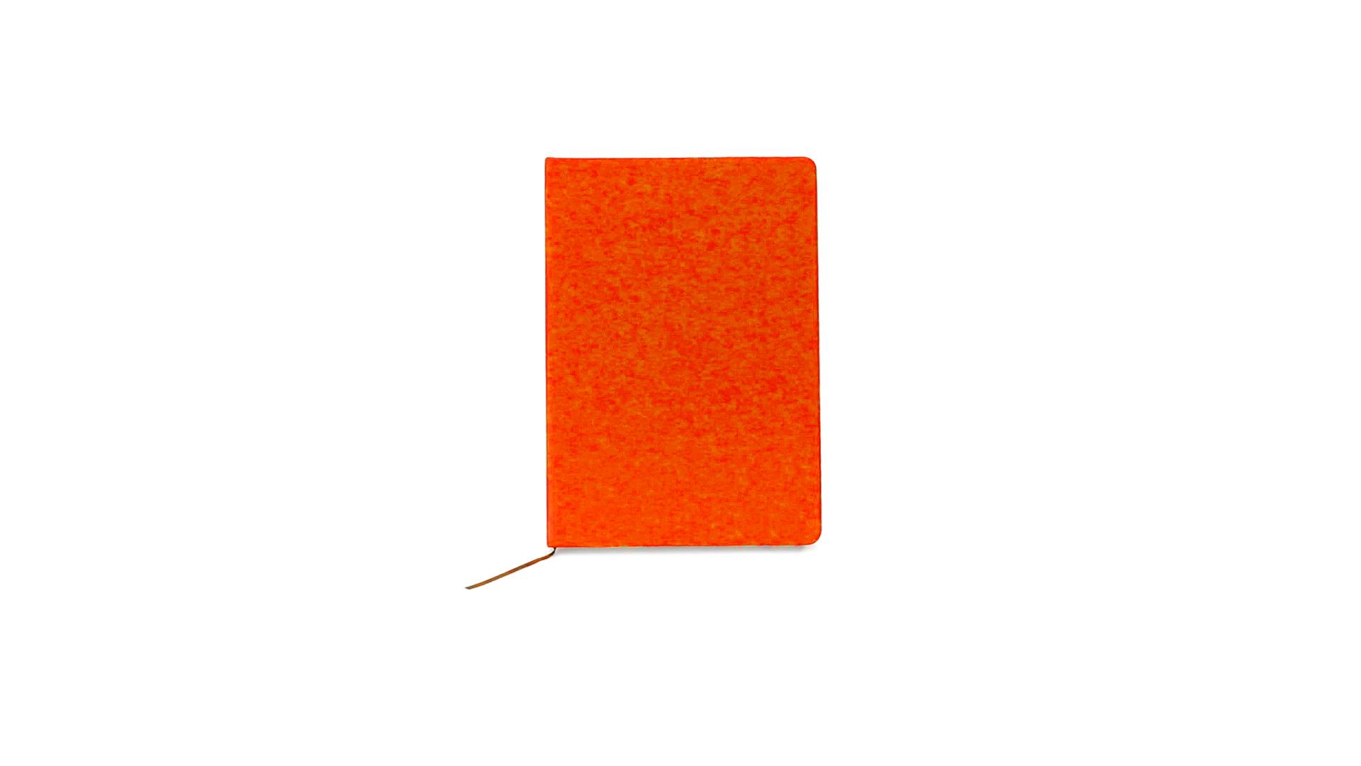 Libreta naranja