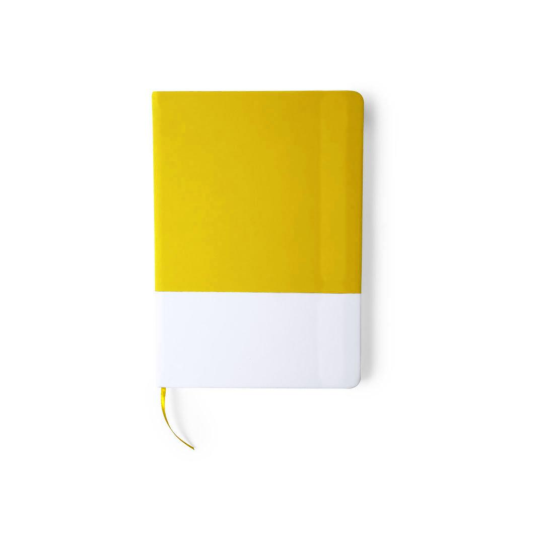 Libreta amarilla