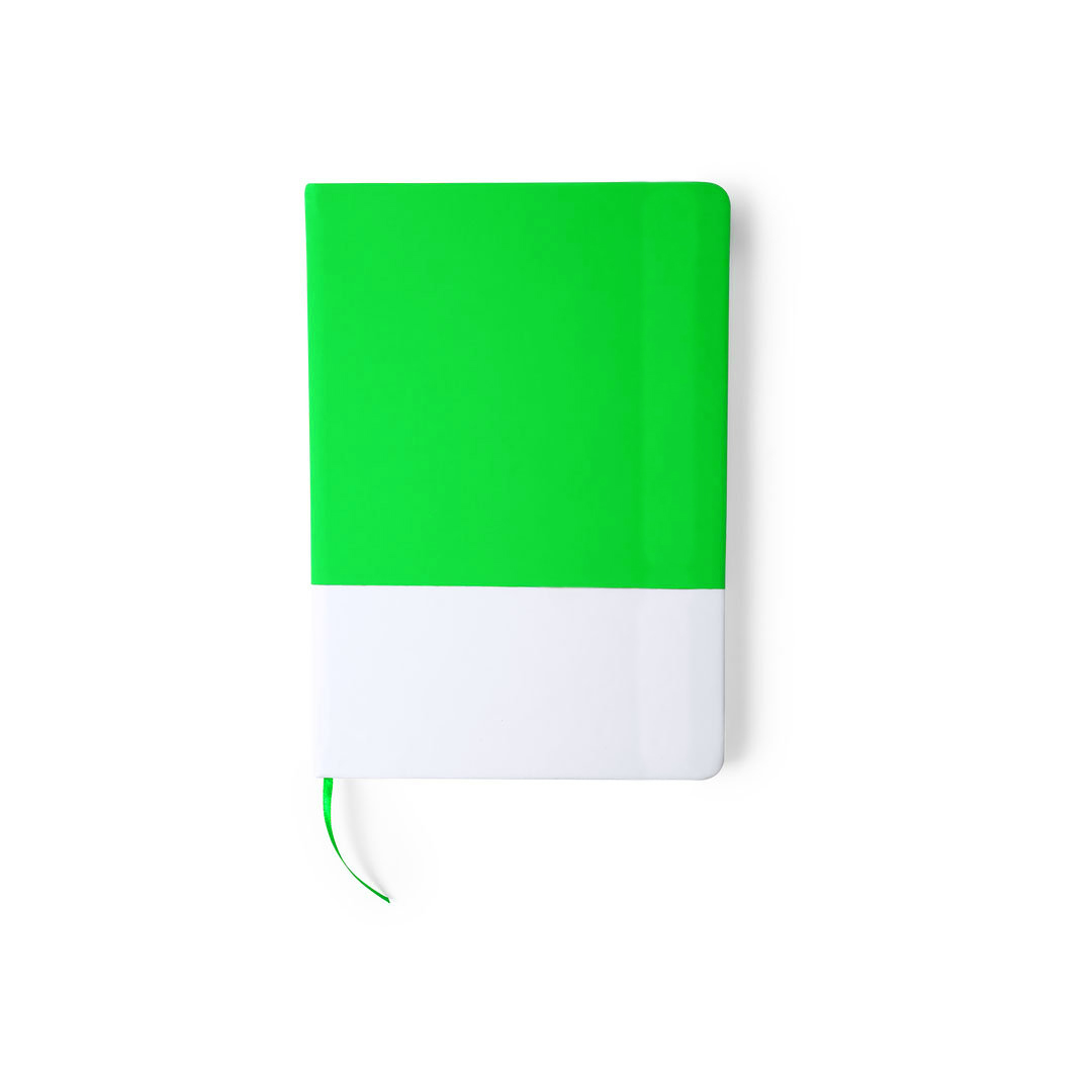 Libreta verde
